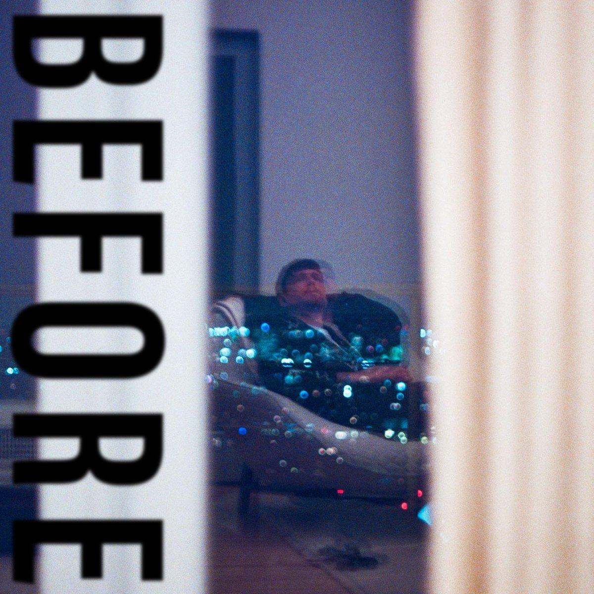 james blake before EP album cover artwork