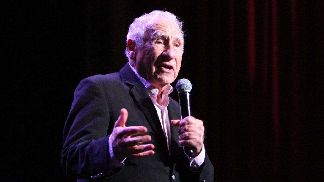 """Mel Brooks Revisits His Underrated Masterpiece The Twelve Chairs: """"It's One of My Top Favorites"""""""
