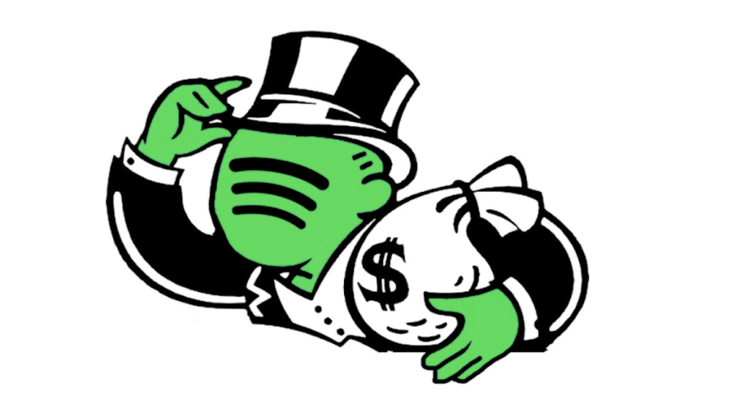musician workers union justice at spotify cent per stream contract transparency