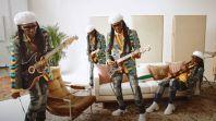 nile rodgers Acoustasonic Stratocaster fender inside the box new song video