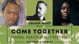 sound mind come together metnal health music festival jason isbell shamir yola