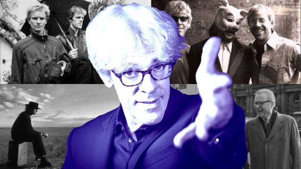 10 Years and 10 Questions with Stewart Copeland