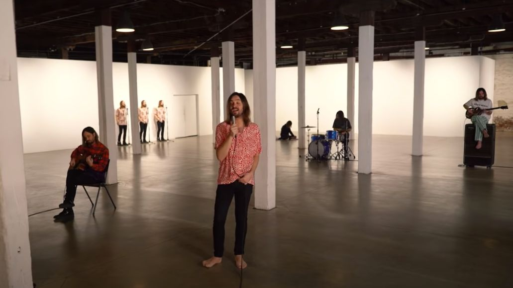 tame impala Why Won't They Talk to Me kevin parker video adobe max