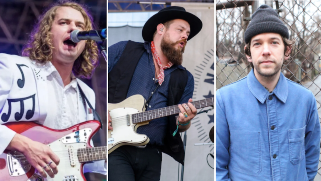 there is a war nathaniel rateliff kevin morby sam cohen cover leonard cohen magnolia singles new song stream