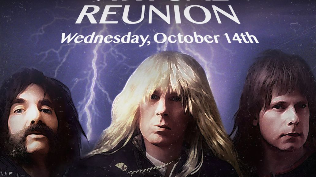 this is spinal tap virtual reunion poster