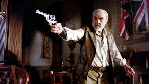 Sean Connery League of Extraordinary Gentlemen