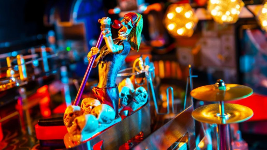 unnamed 6 Guns N Roses Unveil Not in This Lifetime Pinball Machines