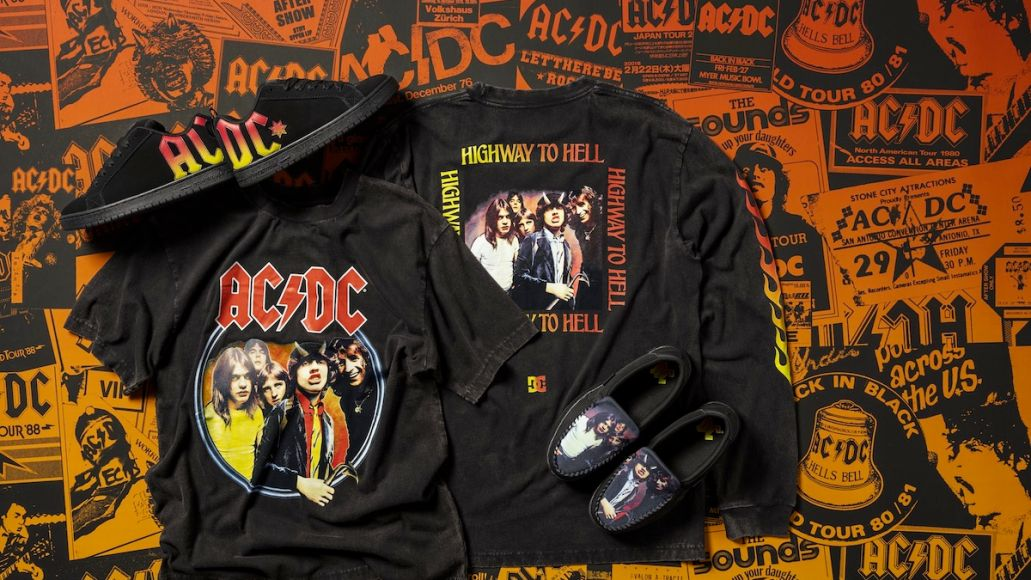 ACDC DC Shoes