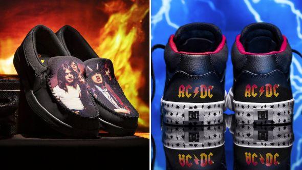 AC/DC x DC Shoes
