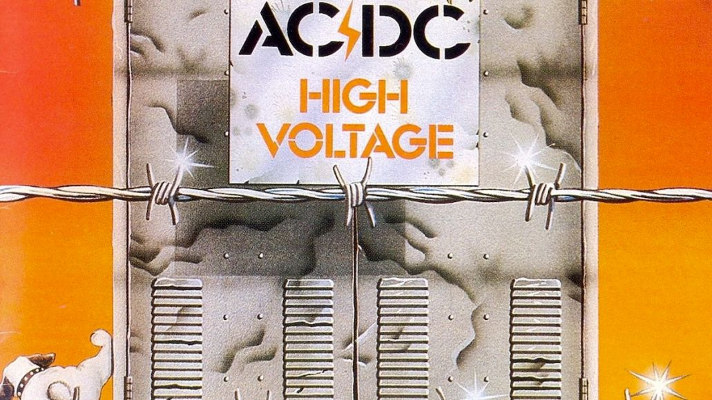 AC/DC High Voltage (Australian)