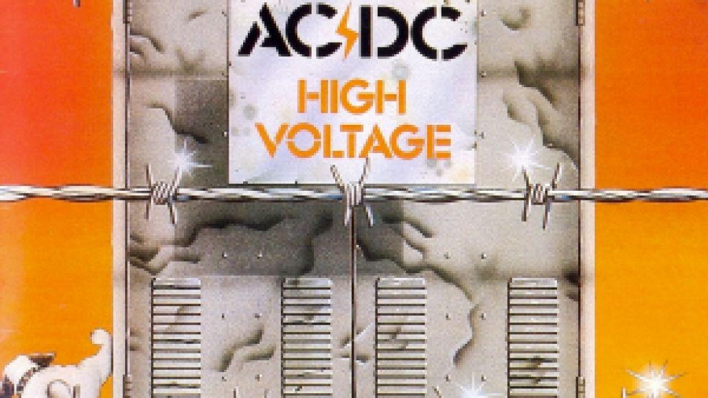 AC/DC High Voltage (Australian)