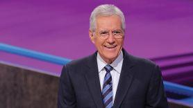 Alex Trebek, photo courtesy of Jeopardy!