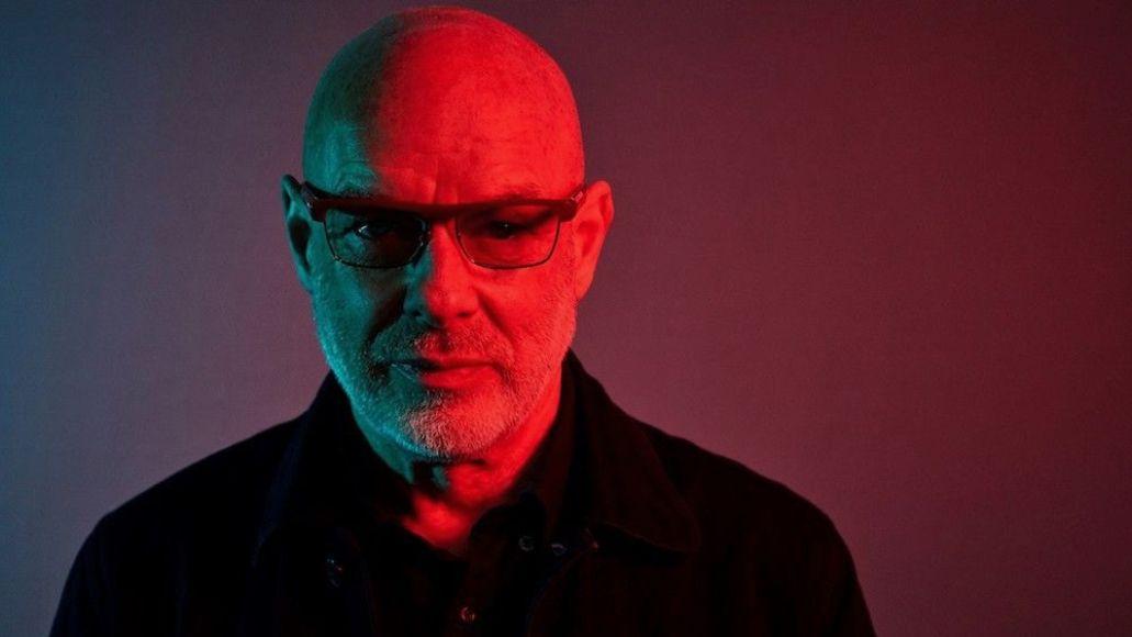 Brian Eno, photo by Shamil Tanna