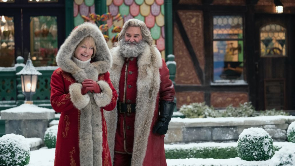 The Christmas Chronicles 2 Completely Wastes the Magic of Kurt Russell and Goldie Hawn: Review