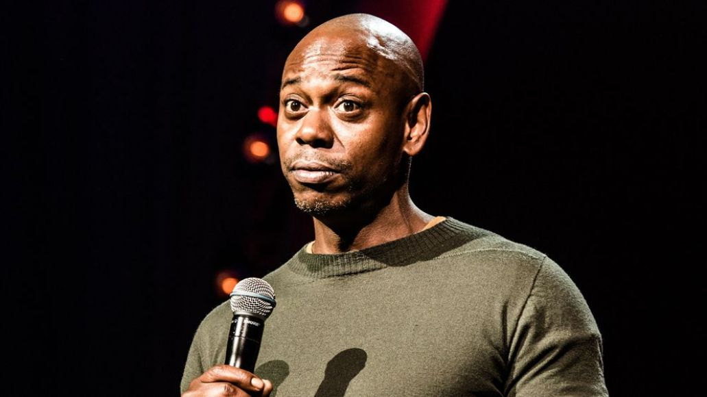 Dave Chappelle's Show Removed From Netflix