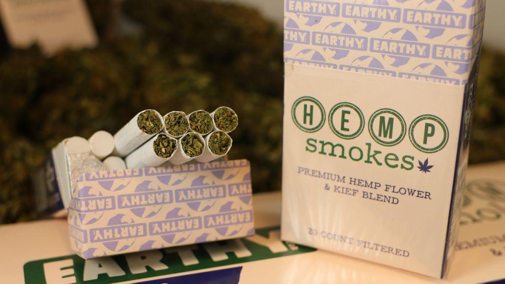 Earthy now pre-rolled hemp cbd smokes