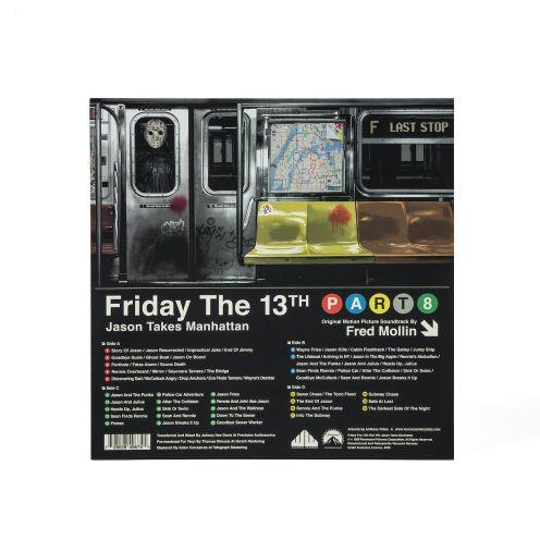 Friday the 13th Part VIII: Jason Takes Manhattan (Waxwork Records)