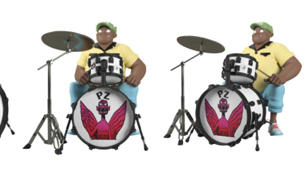 GorillazToys 04 copy Gorillaz Unveil New Line of Luxe Vinyl Toys