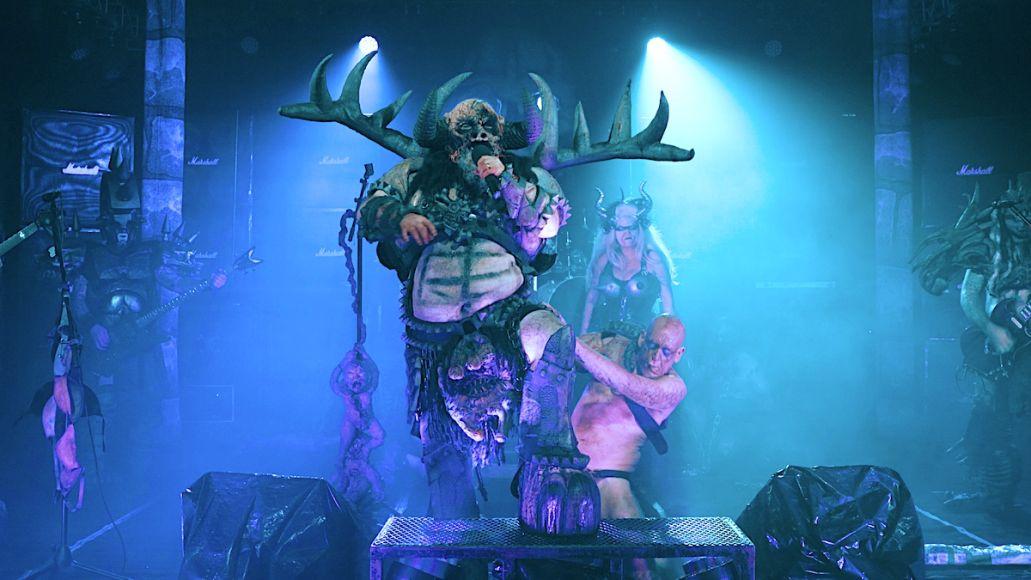 Gwar 1 GWARs Livestream Concert Turns Scumdogs of the Universe into a Virtual Bloodbath: Review