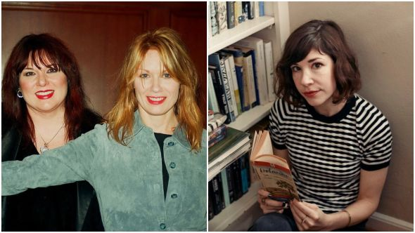 Carrie Brownstein is Making a HEART Biopic