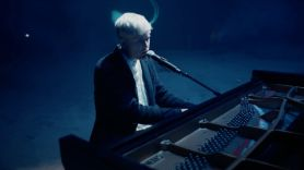 James Blake In the Bleak Midwinter cover stream new song Christmas holiday, photo via YouTube