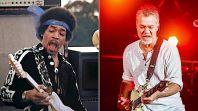 Edde Van Halen covering Jimi Hendrix