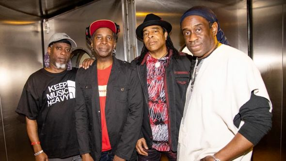 Living Colour Heavy Culture