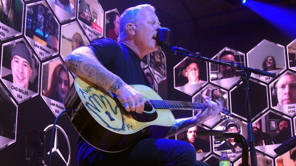 Metallica Benefit