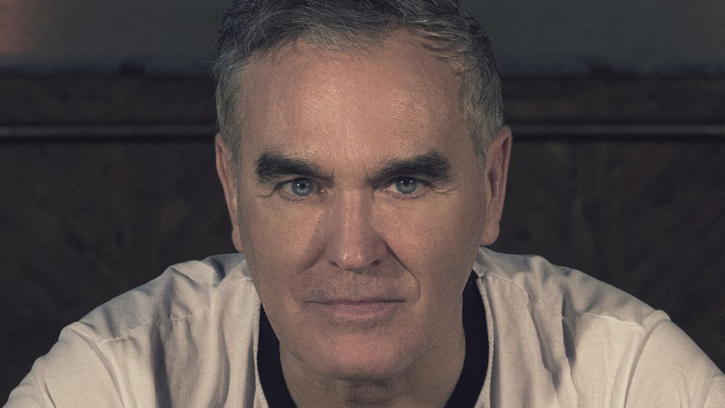 Morrissey dropped from label BMG Records fallout, photo by Sam Esty Rayner