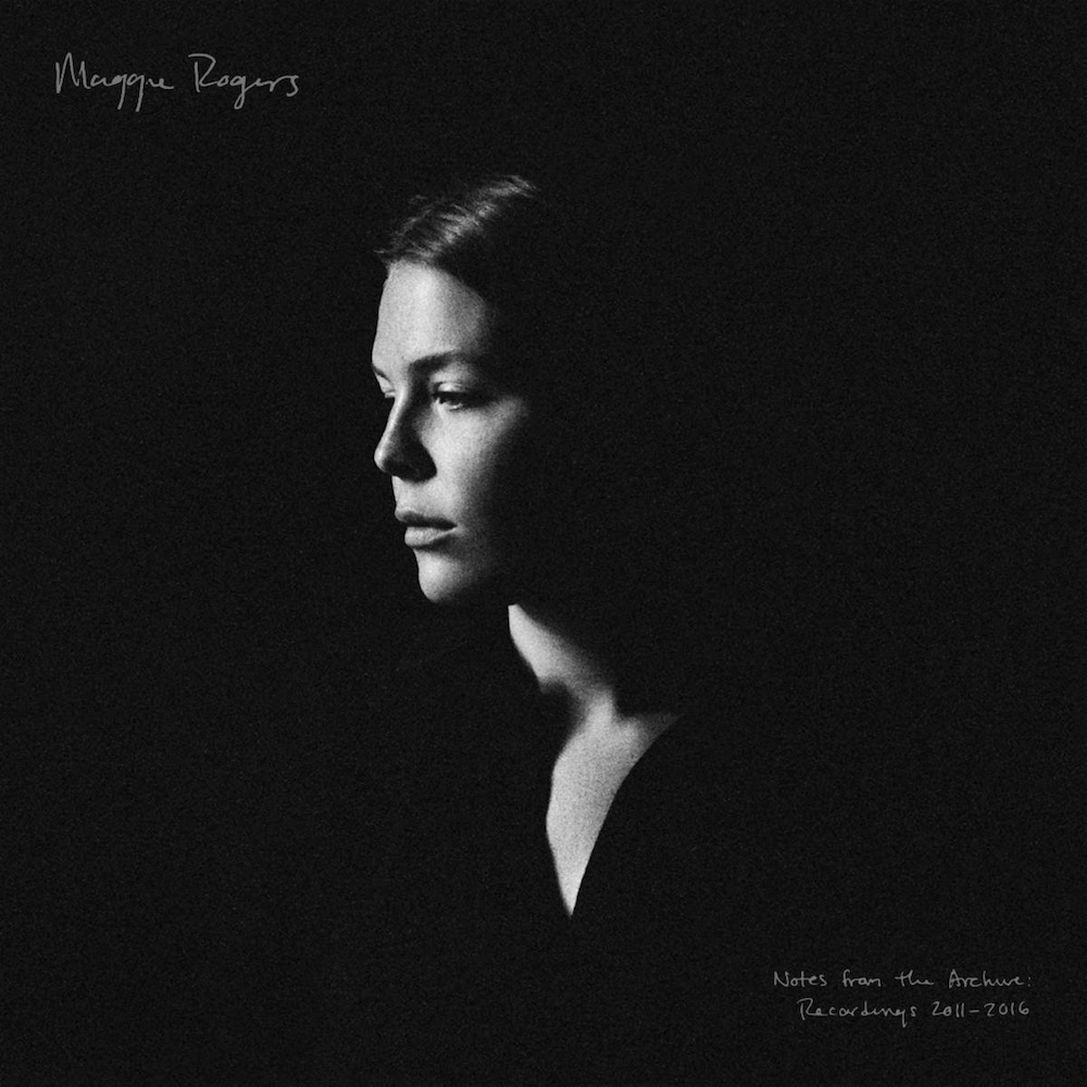 Notes from the Archive: Recordings 2011 – 2016 by Maggie Rogers album artwork cover art