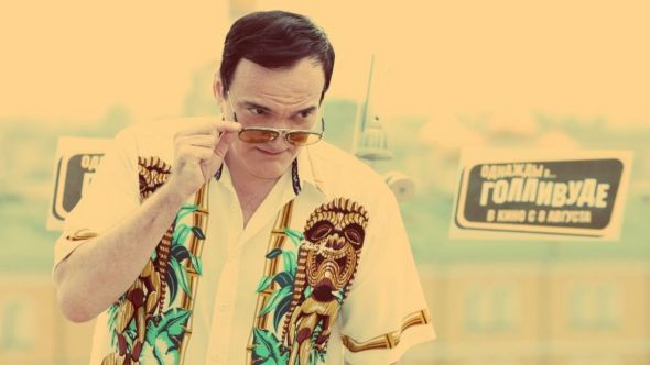 Quentin Tarantino Signs Two-Book Deal With Harper