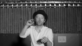 Radiohead Auctioning Off Lotus Flower Hat