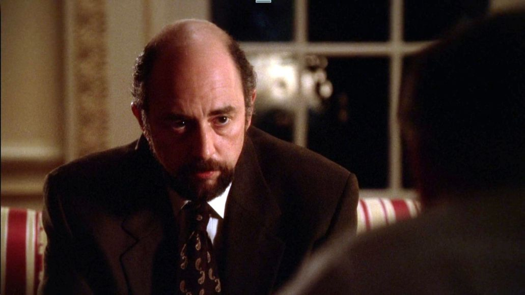 Richard Schiff in The West Wing