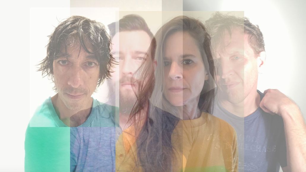 Speed Stick band music Volume One new song Kelley Deal The Breeders Superchunk Polvo Bat Fangs The Love Language