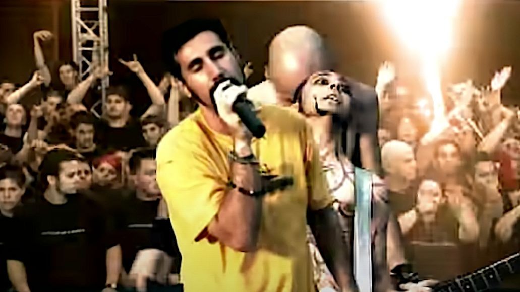 System of a Down Chop Suey Video 1 billion views