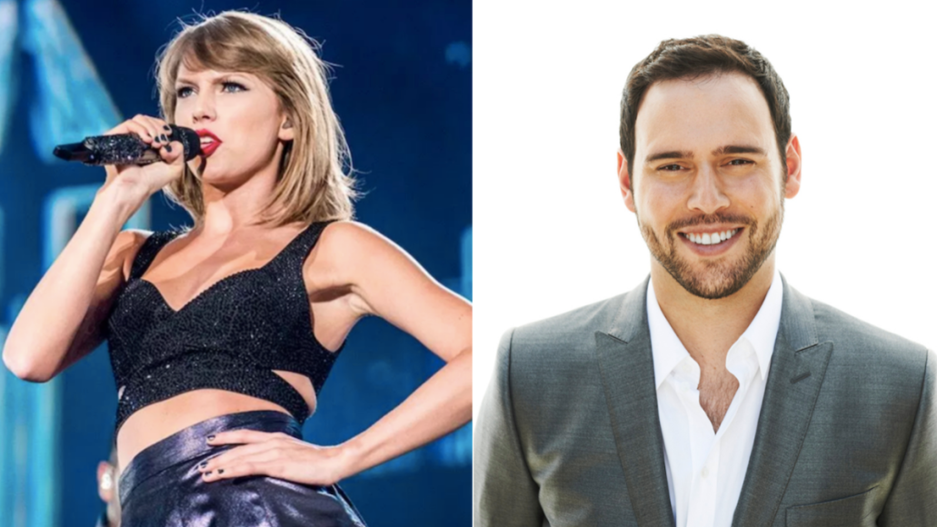 Scooter Braun Sells Taylor Swift's Masters to Investment Fund