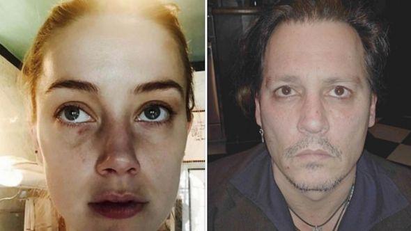 amber heard johnny depp libel the sun wife beater lawsuit