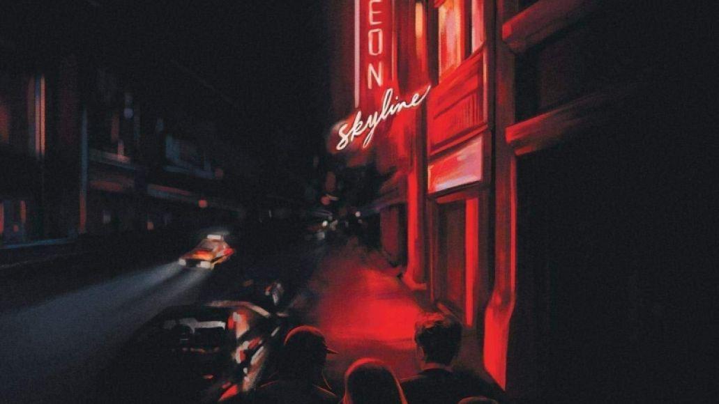 andy shauf neon skyline artwork Top 50 Albums of 2020