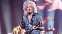 brian may shocked trump 70 million Brian May is Selling a Badger Scented Perfume
