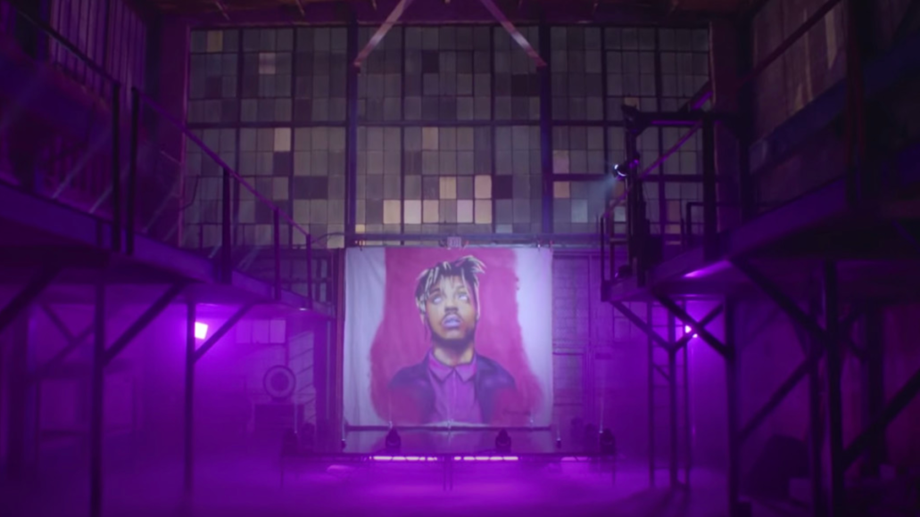 chance rapper fallon juice wrld tribute Chance the Rapper and G Herbo Perform PTSD, Pay Tribute to Juice WRLD on Fallon: Watch