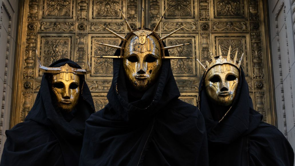 "Imperial Triumphant Premiere Music Video for ""Excelsior"""