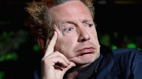 Johnny Rotten, aka John Lydon
