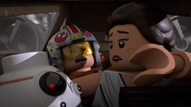 lego star wars holiday special disney plus trailer