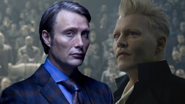 Mads Mikkelsen In Talks to Replace Johnny Depp in Fantastic Beasts
