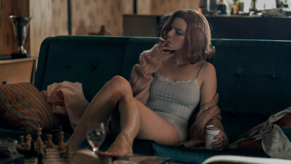 Netflix's The Queen's Gambit Embraces the Female Antihero
