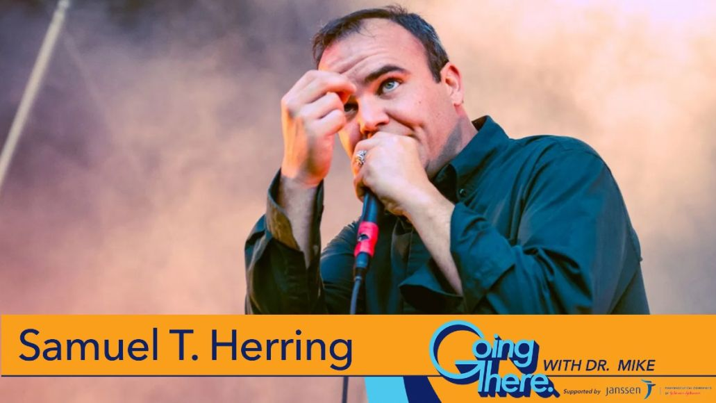 Future Islands' Samuel T. Herring on Living with Depression and Addiction