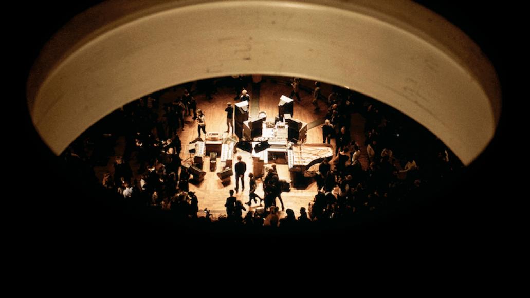 tripping with nils concert film Nils Frahm Announces New Live Album and Concert Film Tripping with Nils Frahm