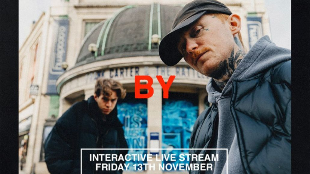 unnamed 35 Frank Carter & The Rattlesnakes Announce Interactive By Request Livestream Concert