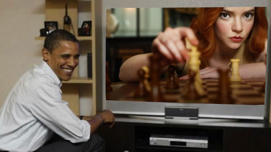 Barack Obama reveals his favorite films and TV shows of 2020