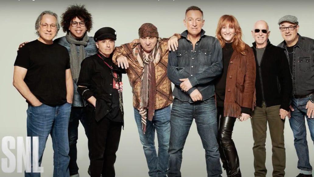Bruce Springsteen E Street Band SNL